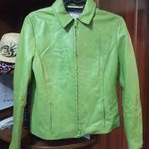 Продам кожаную куртку, в Чите