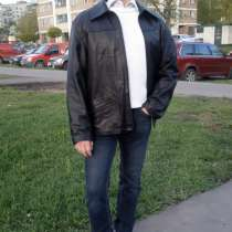 Куртка кожаная мужская Италия, в Москве
