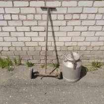 Тележка для транспортировки фляг, бидонов, в Ярославле