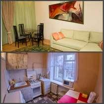 Двухкомнатная квартира посуточно, в Нижневартовске