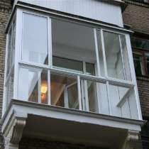Остекление балконов пластик. и алюмин., Окна ПВХ, в Северске