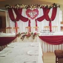 Свадебный декор зала в Берестовице, в г.Гродно