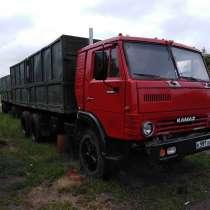 Продаю КамАЗ 53212 с прицепом, возможен обмен, в Казани