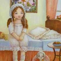 Картина маслом, в Омске