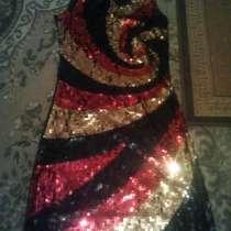 Платье в пайетках, в Омске