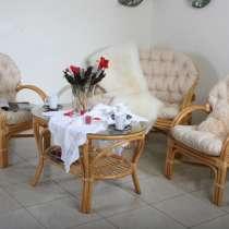 Готовый бизнес Плетеной мебели из Ротанга, в г.Алматы