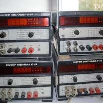 Куплю дорого радиоприборы СССР: Вольтметры В1,В2,В3,В4,В7 др, в Саратове