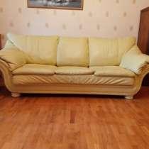 Кожаная мебель бу, в Туле