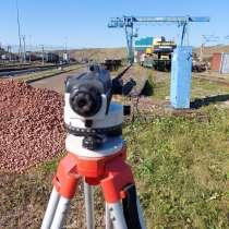Обследование, технический осмотр крановых путей, в Красноярске