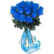 Букет из синих роз!, в Нижнем Новгороде