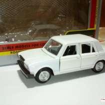 Продаю модель ВАЗ 2107 масштаб 1/43, в Саратове