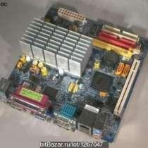 Мат. плата с процом мини-ITX Gigabyte GA-7CN700ID, в Москве