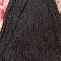 Тёплая юбка с люрексом, в Баксане