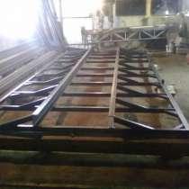 Изготовление металлоконструкций Лида и Лидкий район, в г.Лида