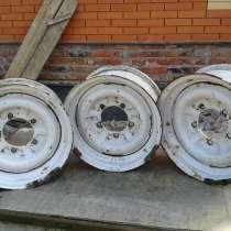 Колёсные диски на Волгу 5.5 Jx14'' 5x110 ET16 D110, в Батайске