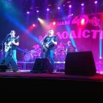 Рок-группа на корпоратив, вечеринку, праздник (CROCK), в Москве
