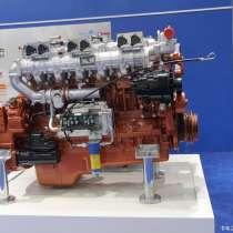 Двигатель газовый Yuchai YC6MK375N-50 (Новый) на КамАЗ 65116, в Красноярске