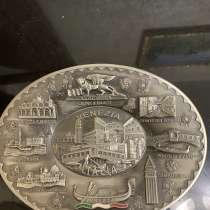 Коллекционная тарелка Венеция, в Ноябрьске