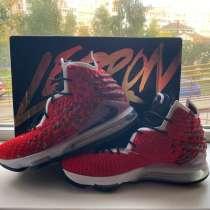 Баскетбольные кроссовки Nike Lebron 17, в Москве