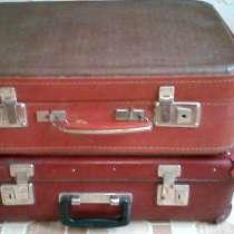 Два чемодана, в Тамбове
