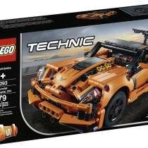 LEGO Technic 42093 Chevrolet Corvette ZR1, в Москве