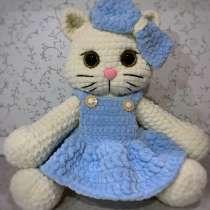 Мягкая игрушка Кошечка, в Самаре