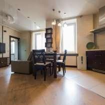 Сдается благоустроенная трехкомнатная квартира, в Губкине