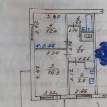 Продам квартиру 2-х комнатную, в г.Мариуполь