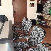 Пошив чехлов и подушек для садовой мебели, в Москве