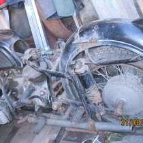 Мотоцикл Днепр МТ 10-36, в Новосибирске