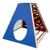 Детский спортивный комплекс для улицы и дома Пирамида, в г.Алматы