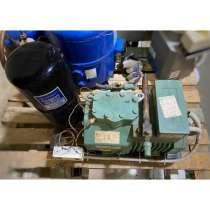 Агрегат на базе BITZER 2DC-2.2 с ресивером, в Адлере