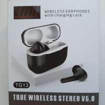 Беспроводные Bluetooth наушники PROFIT V5.0 TG 13, в г.Минск