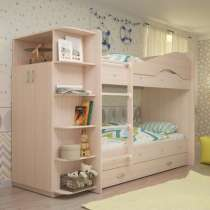 Двухъярусная кровать Мая, в Екатеринбурге