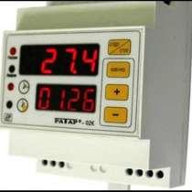 Терморегулятор с таймером РАТАР- 02К для бань, саун, в Новосибирске