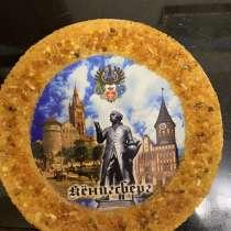 Сувенирная тарелка Кёнигсберга, в Ноябрьске