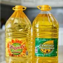 Оптовая продажа подсолнечного масла, в г.Астана