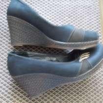 Продаю красивые новые туфли размер 38, высота платформы 7,5с, в Нижнем Новгороде