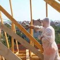 Огнезащита деревянных конструкций, в г.Полоцк