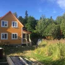 Продам новый дом в живописном лесу, в Москве