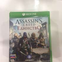 Assassin's Creed Единство XBOX ONE, в Тюмени