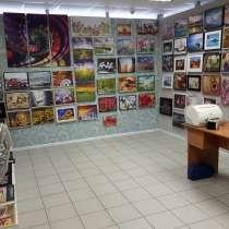 Магазин домашнего декора с печатным оборудованием, в Тольятти