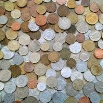 Иностранные монеты, в Мурманске