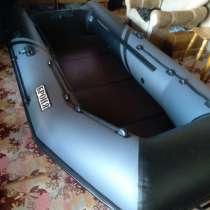 Новая лодка 320, в Оренбурге