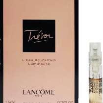 Lancome Tresor 1,5 мл. Женская парфюмированная вода. Франция, в г.Донецк