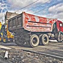 Вывоз мусора/Уборка участков/Слом домов/Камаз/ЗиЛ/Газель, в Ростове-на-Дону