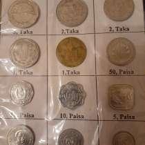 Набор монет Бангадеш, в Улан-Удэ