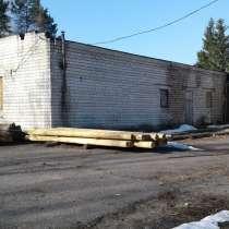 Продается здание с земельным участком, в г.Гомель