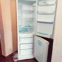 Двухкамерный холодильник, в Томске
