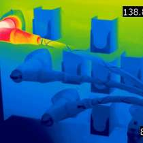 Диагностика автомобиля тепловизором, в Тюмени